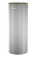 Сэндвич d 150/210(230) L 1000 нерж 0.5 мм + оцинк