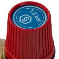 Клапан предохранительный STOUT 15 x 1/2_1