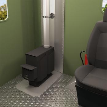 Печь для дома Т-100