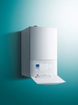 Котел газовый конденсационный Vaillant ecoTEC plus VU INT IV 246/5-5 H одноконтурный