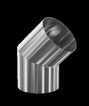 Отвод 45° d 200 0.8 мм