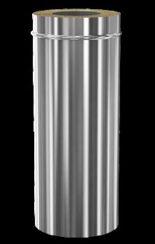 Сэндвич d 115/200 L 1000 нерж 0.8 мм + нерж