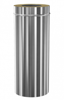 Сэндвич d 150/210(230) L 1000 нерж 0.8 мм + нерж