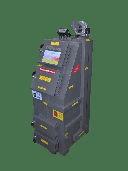 Котел твердотопливный  Механик ВКВ-30